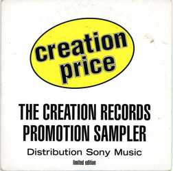 [VA: Creation Price cover thumbnail]
