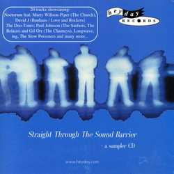 [VA: Straight Through The Sound Barrier cover thumbnail]