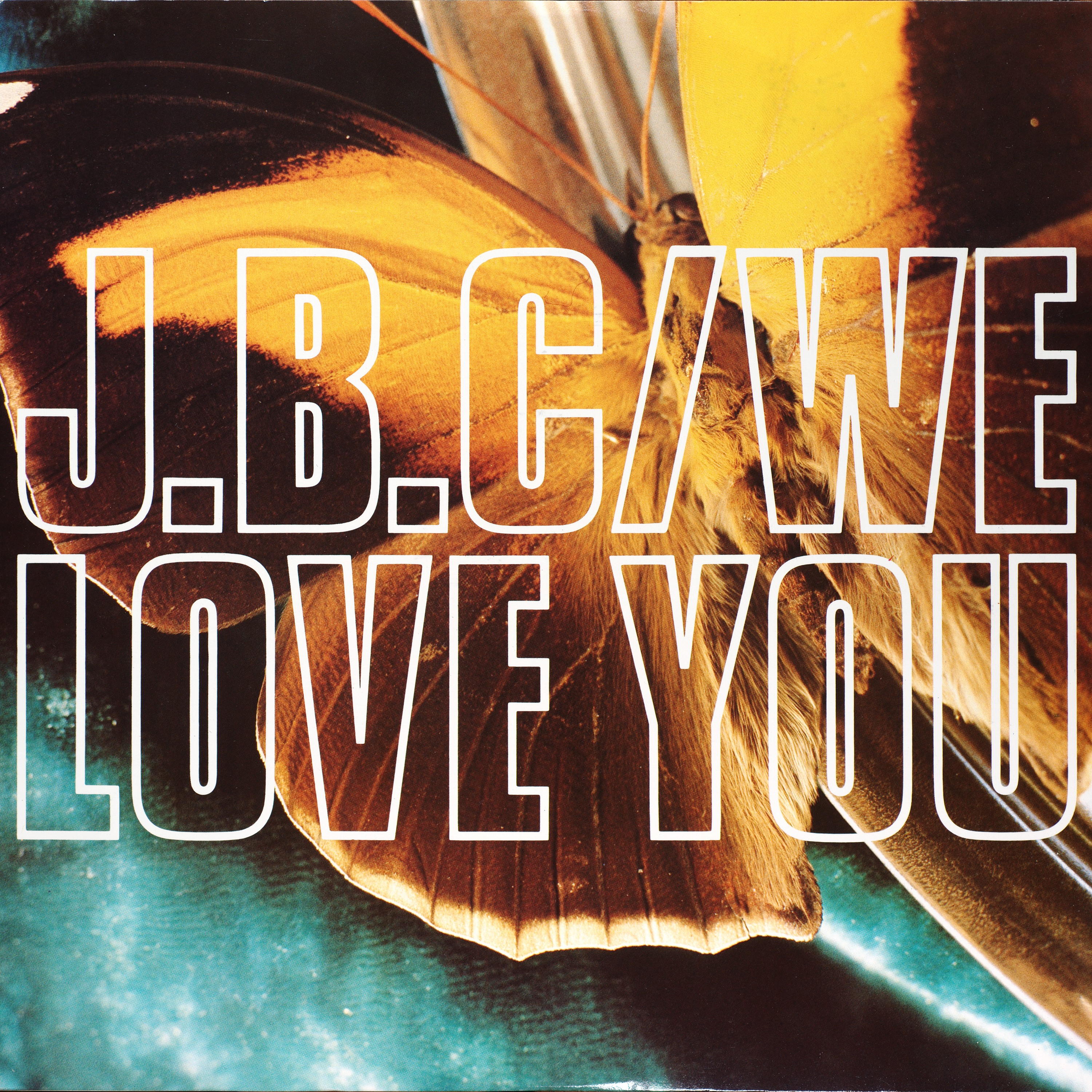 The Jazz Butcher Conspiracy : albums : We Love You